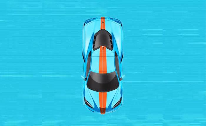 [VIDEO] Chevrolet Teases New Stripe Colors for the 2021 Corvette