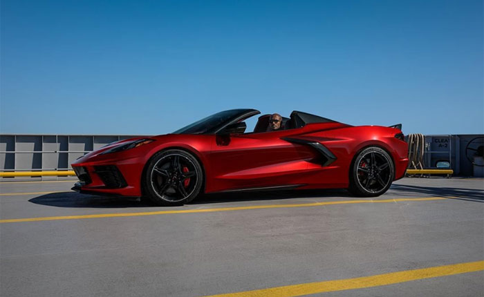 No Pricing Yet, But 2021 Corvette Configuring Is Now Available to Chevy Dealers