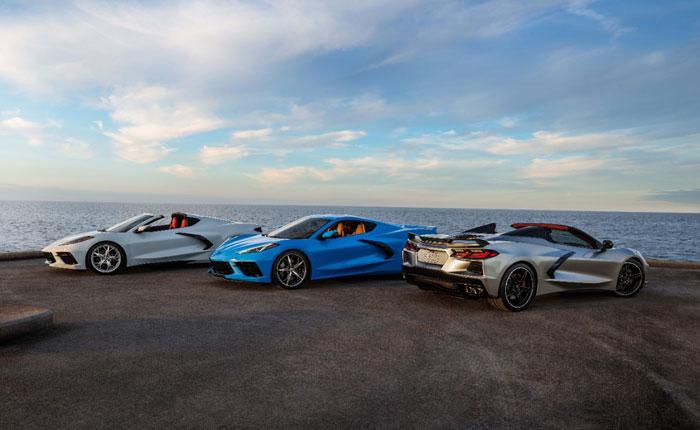 2021 Corvettes
