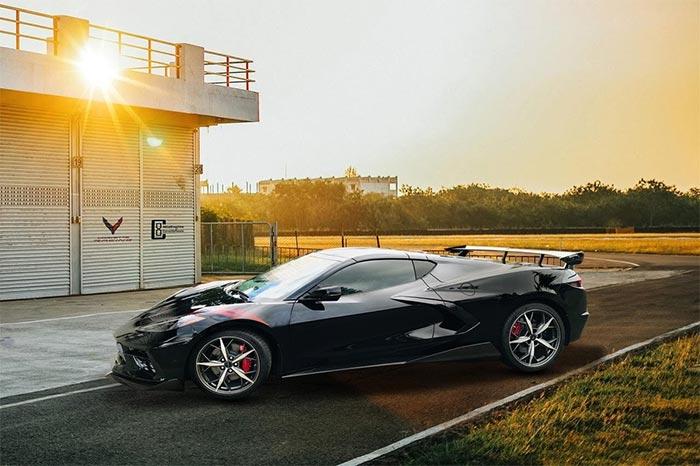 [RIDES] John and Annie's 2020 Corvette Stingray
