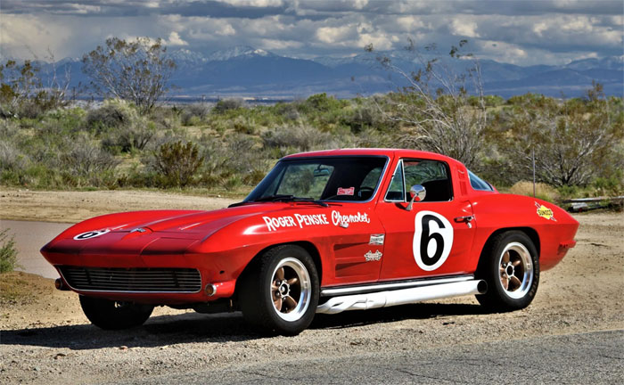 Corvettes for Sale: This 1964 Corvette Played a Role in Ford v Ferrari
