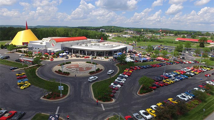 National Corvette Museum Named Best Attraction for Car Lovers by USA Today