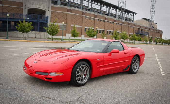 Corvettes for Sale: Should This 12K Mile 2003 Corvette Z06 Be Driven or Preserved?