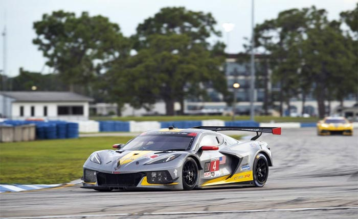 Corvette Racing at Sebring: Gavin, Milner Lead Corvette C8.R Sweep