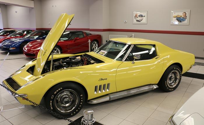 Five Rarest Corvettes Money Can Buy