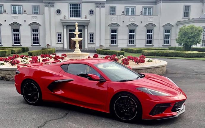 Get 50% Bonus Tickets as this C8 Corvette Giveaway for Chip Miller Ends Saturday