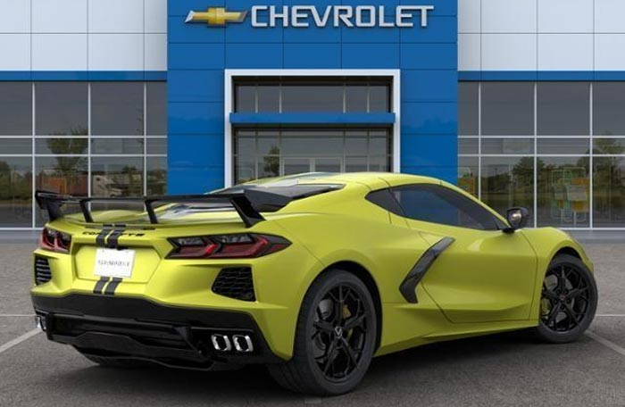 Chevy Dealer Doubles the Price of a 1LT 2020 Corvette, Now Priced at $143,240