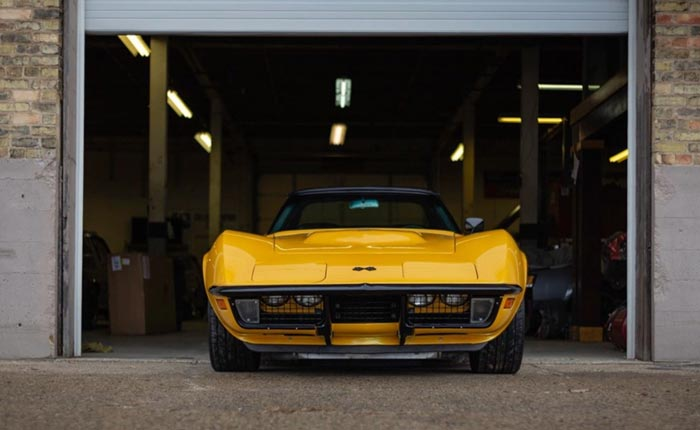 [VIDEO] 1970 Corvette Convertible Restmod Aptly Nicknamed