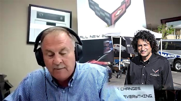 [VIDEO] Interview with Corvette Product Manager Harlan Charles