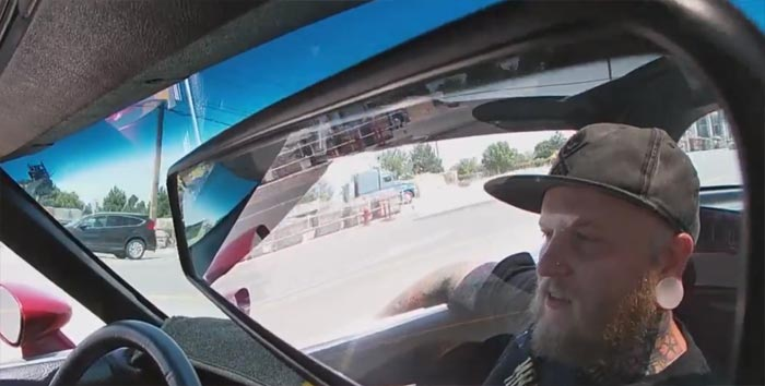 [VIDEO] Utah Man Buys and Brings Home His Late Father's 1980 Corvette