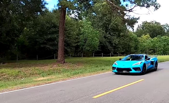 [VIDEO] Late Model Racecraft Wraps Up Its Twin-Turbo C8 Corvette Build with a Test Drive