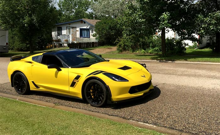 Legally Blind for 44 Years, a Canadian Man Has Sight Restored and Buys a Corvette
