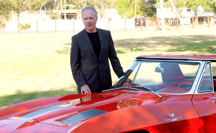 [PODCAST] Filmmaker, TV Host, and Corvette Collector Michael Brown on the Corvette Today Podcast