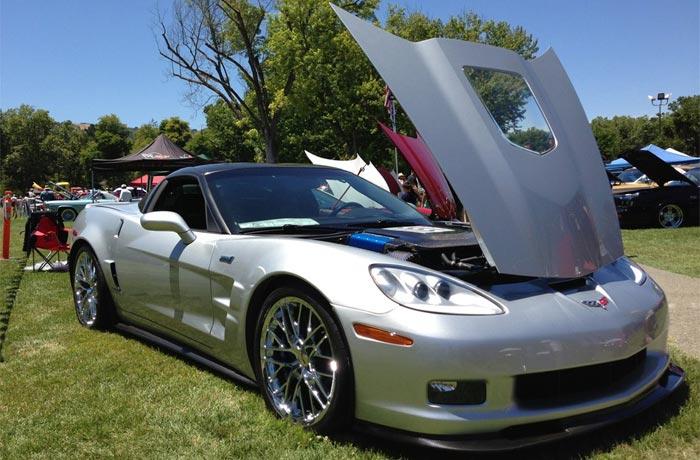 Corvettes for Sale: 22K-Mile 2009 Corvette ZR1 for $59,500 on the Corvette Forum