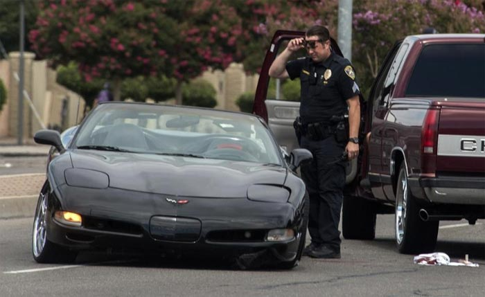 C5 Corvette Driver Robbed and Shot in a Grocery Store Parking Lot