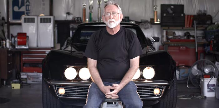 [VIDEO] Family Ties: 1968 Corvette Restoration Creates Memories That Will Last a Lifetime