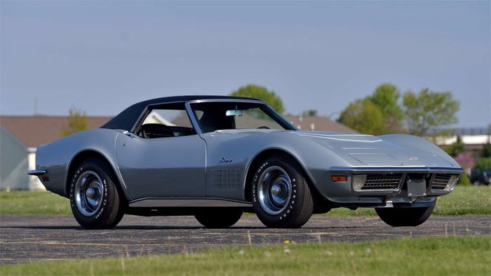 1970 Corvette Convertible ZR1