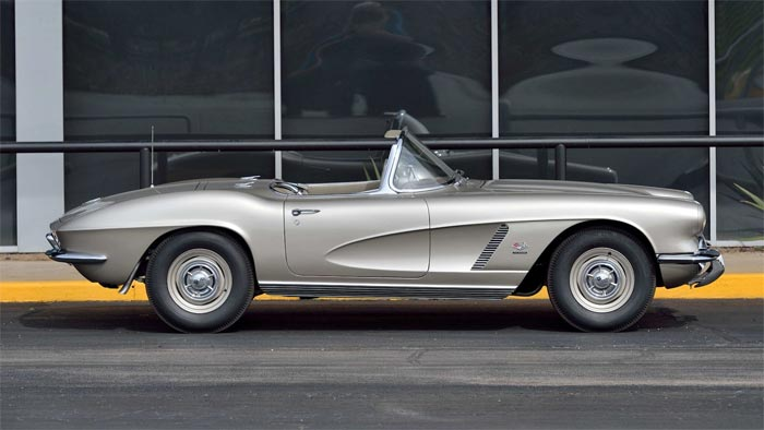 1962 Corvette Big Brake Fuelie