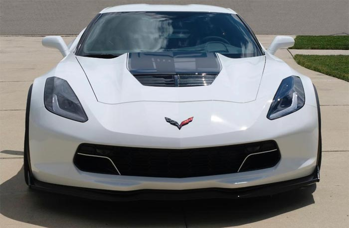 Corvettes for Sale: 2017 Corvette Z06 VIN 001 Offered on VetteFinders.com