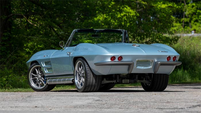 1963 Corvette Restomod