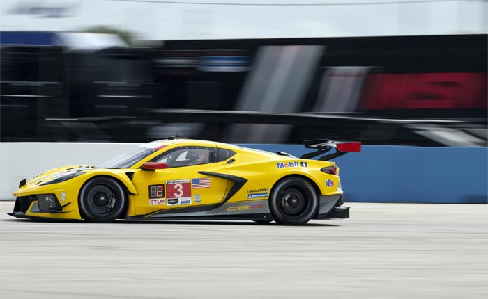 IMSA Makes Minor Adjustments to GTLM Balance of Performance Ahead of Road America