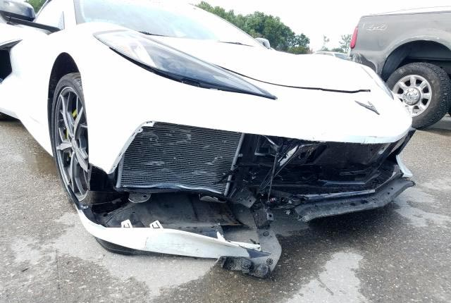 [PICS] Another 2020 Corvette Stingray Listed for Sale on Copart