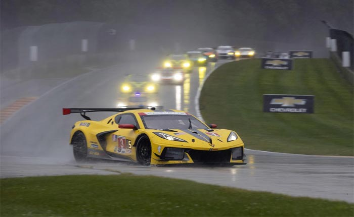 Corvette Racing at Road America: Another Wild 1-2 Finish for Corvette C8.R