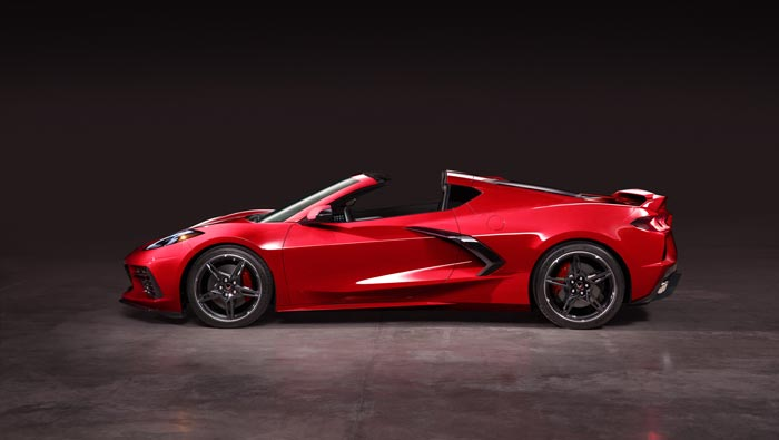 You Can Win this 2020 Corvette Stingray While Helping the National Sprint Car Hall of Fame