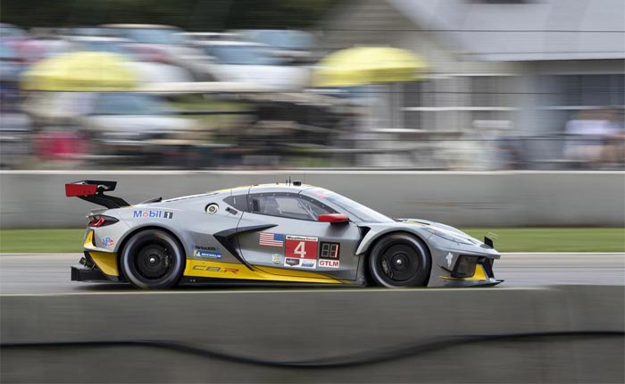 Corvette Racing at Road America: Second, Third in GTLM Qualifying