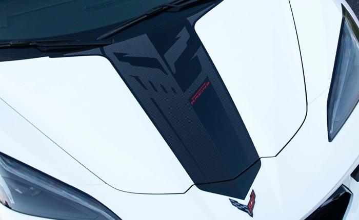 [SPIED] The 2021 Corvette 'Stingray R' Graphics Shown at Road America