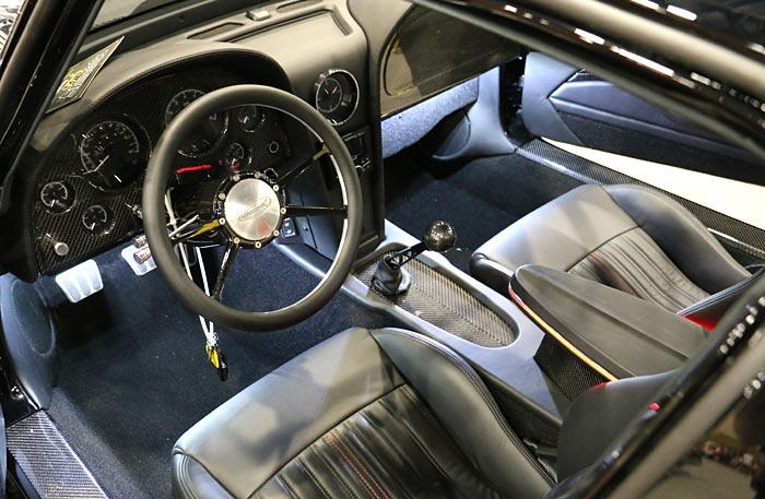 Bloomington Gold Adds Corvette Restomod Judging Class