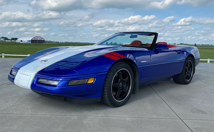 Corvettes for Sale: This 1996 Corvette Grand Sport Offered by MDY Motorcars