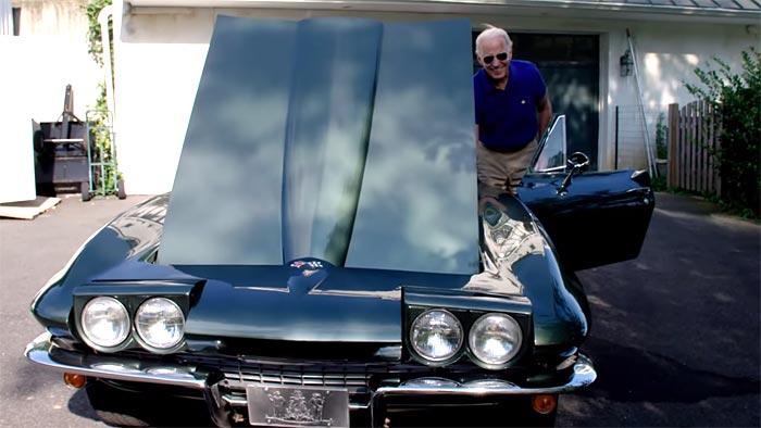 [VIDEO] Did Joe Biden Just Out GM's Secret Plans on a Electric Corvette?