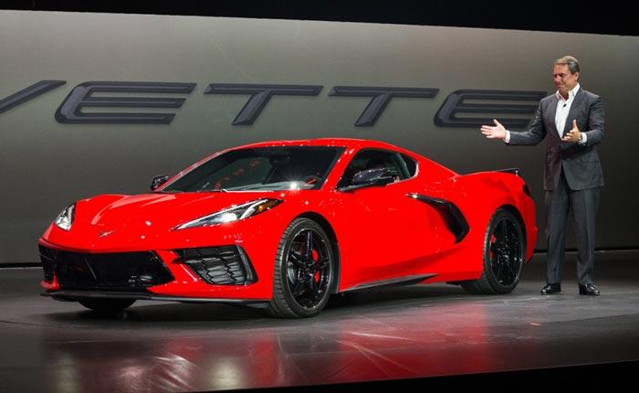 General Motors Renews the E-Ray Trademark