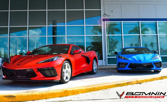 Bomnin Corvette Now Accepting $500 Refundable Deposits for the 2021 Corvette