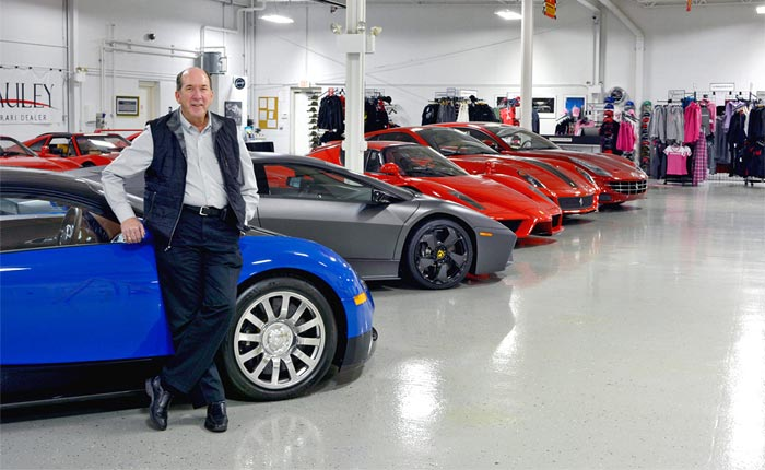 [PODCAST] Ken Lingenfelter is This Week's Guest on the Corvette Today Podcast