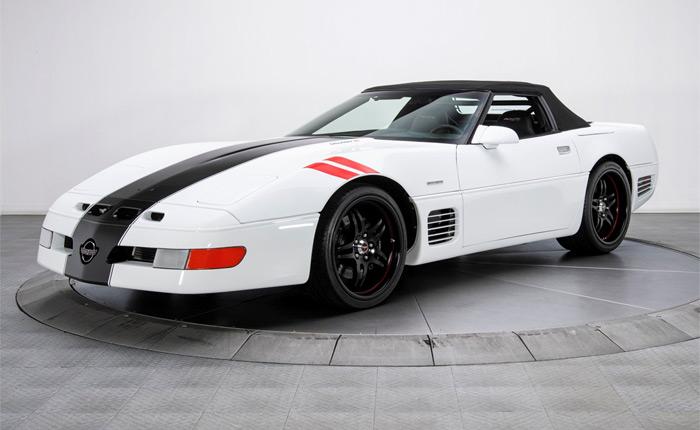 Corvettes for Sale: Six-Figure 1996 Callaway LT4 SuperNatural