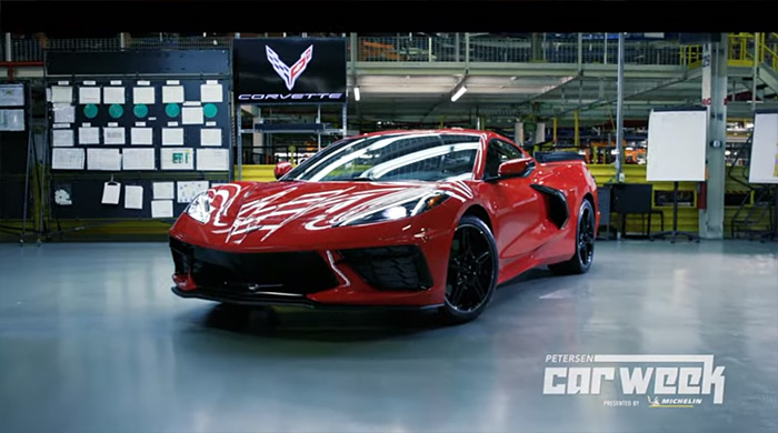 [VIDEO] Corvette Chief Engineer Tadge Juechter Talks about the Future of the C8 Corvette