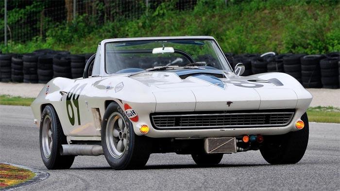 1967 Corvette L88 Convertible - $3,200,000