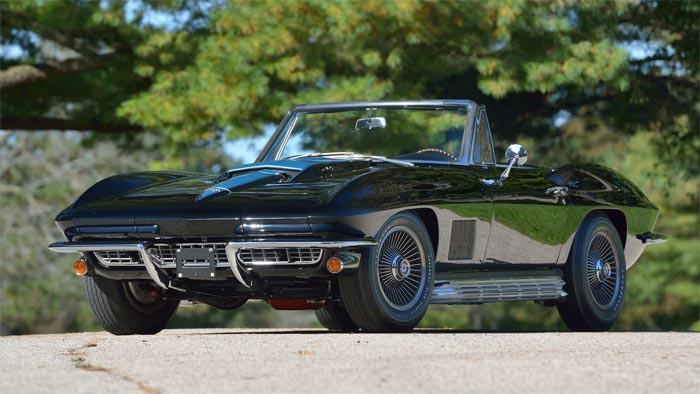 The First 1967 Corvette L88 Convertible