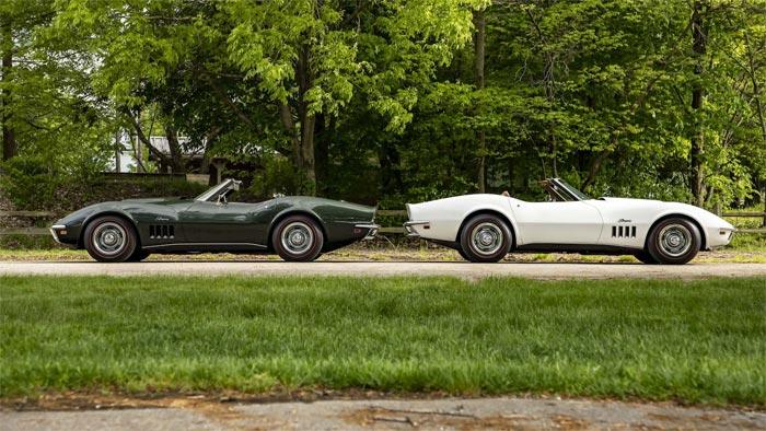 1969 Corvette L88 Pair