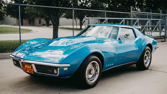 1968 Corvette L88 Coupe