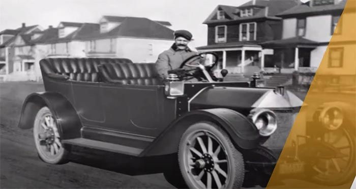 [VIDEO] Take a Trip Through 100+ Years of Chevrolet History
