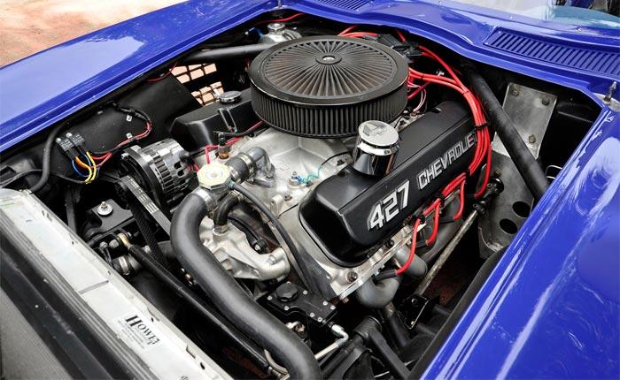 Corvettes for Sale: 1963 Corvette Grand Sport Continuation Offered at Auburn Auction