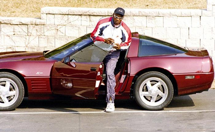 [PICS] The Last Dance: Michael Jordan and His Corvettes