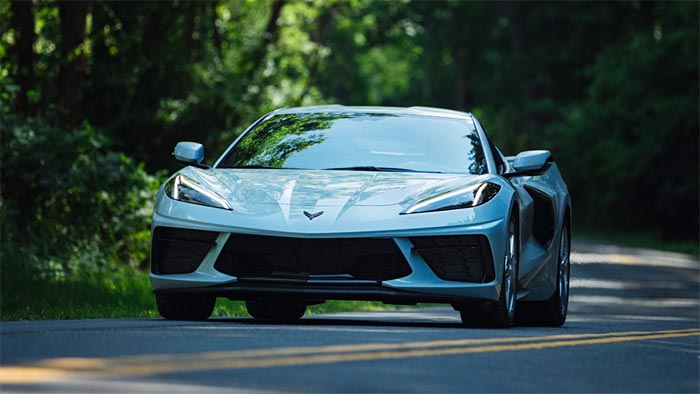 Donate to Win This 2020 Corvette Z51 and Get 25% More Tickets