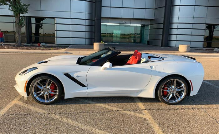 GM Offering $3250 Cash Back Rebates on Remaining 2019 C7 Corvettes
