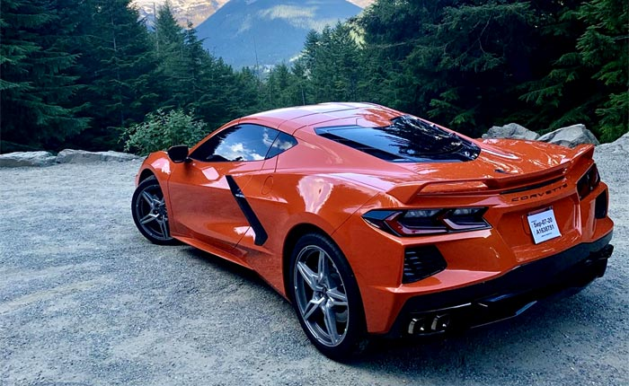 Man Chooses the C8 Corvette Over the Ferrari 488 and McLaren 720S and Tells Us Why