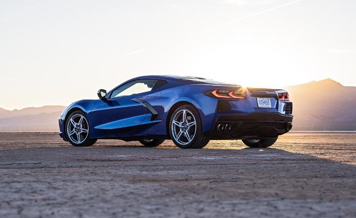 Mid-Engine C8 Corvette Confirmed for Australia in 2021