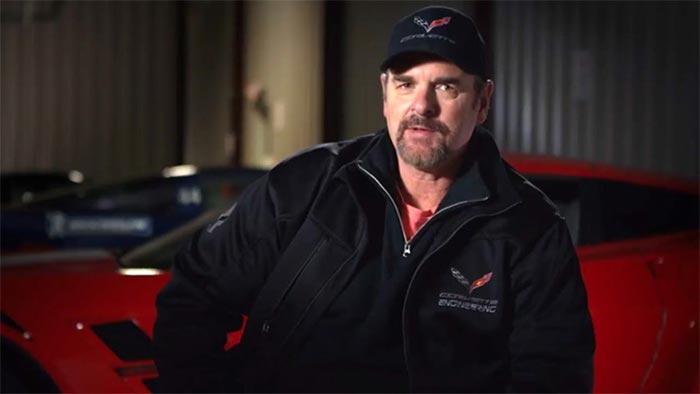 [PODCAST] Former Corvette Test Driver Jim Mero is on the Corvette Today Podcast